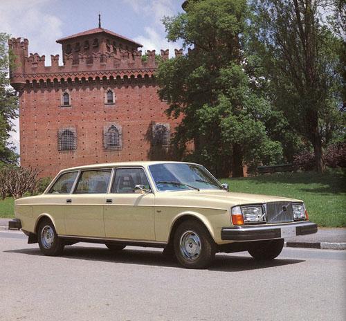 1977 - Volvo 264TE