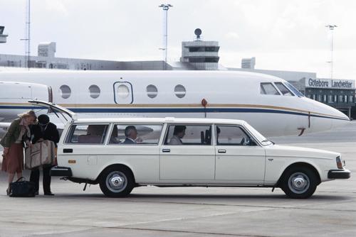 1979 - Volvo 245 T