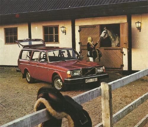 1976 - Volvo 265 GL