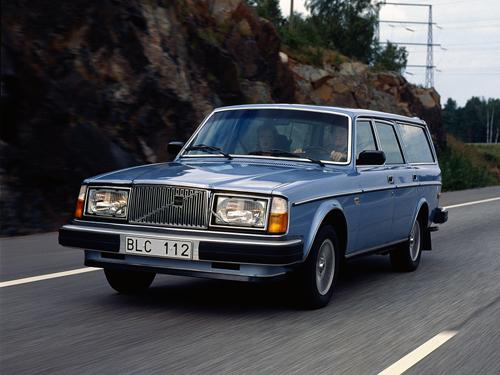 1980 - Volvo 265 GLE, somewhere on Hisingen in Sweden?