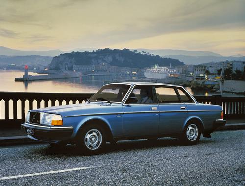1983 - Volvo 240 GLE