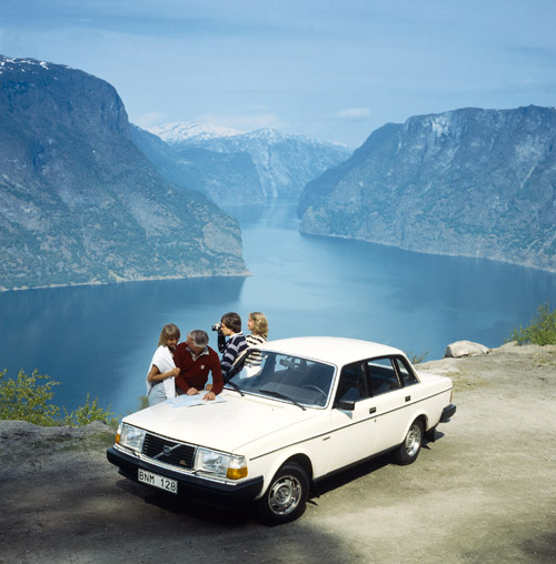 1984 - Volvo 240