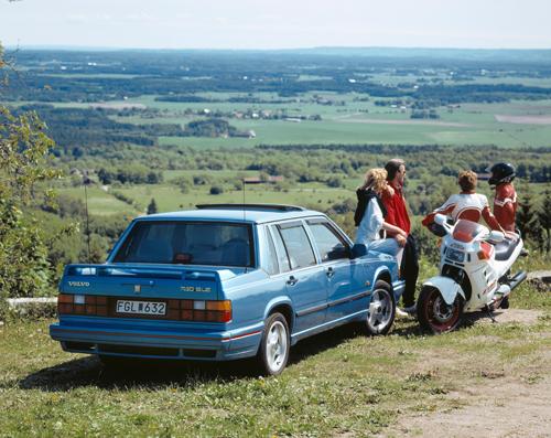 1987 - Volvo 740 GLE
