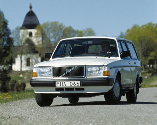 1988 - Volvo 240 Estate