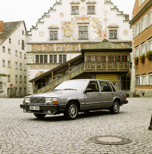 1984 - Volvo 760 Turbo