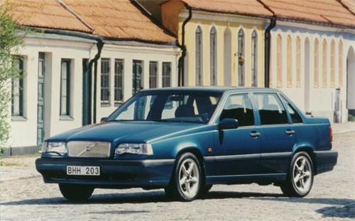 1996 - Volvo 850 TDI