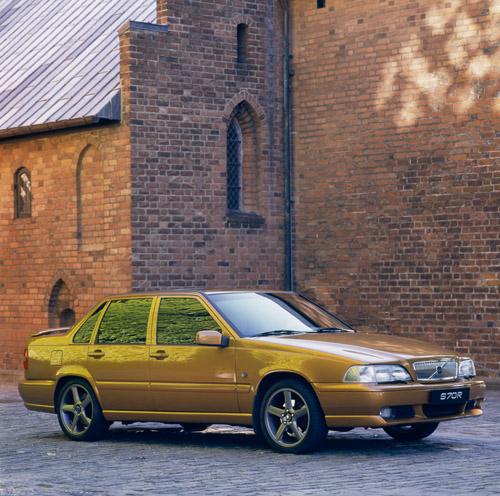 1997 - Volvo S70R