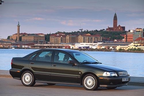 1998 - Volvo S40