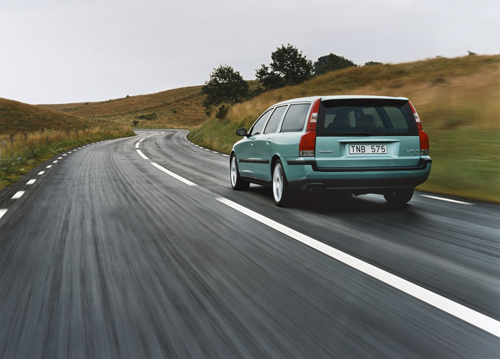 2002 - Volvo V70 R somewhere in Skåne