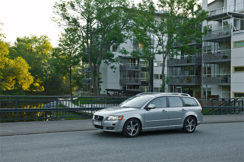 2010 - Volvo V50 somewhere in Göteborg?