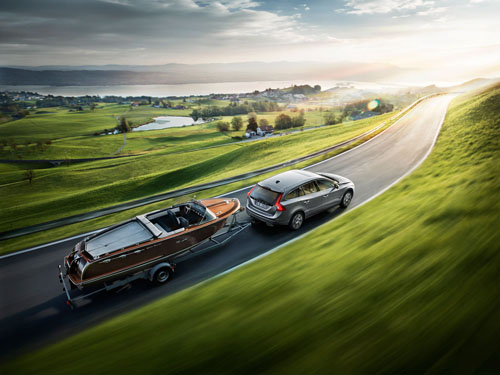 2012 – Volvo V60 D6 Plug-in Hybrid, close to Lago di Sankt Moritz – CH?