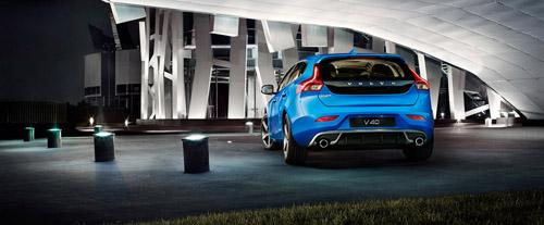 2012 - Volvo V40 R-Design2