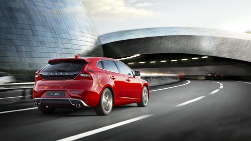 2012 - Volvo V40 R-Design
