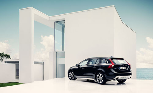 2014 - Volvo V60 (Photo by Marcel Pabst)