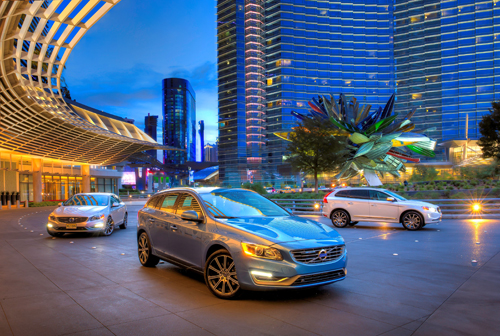 2015 - Volvo V60, S60 and XC60