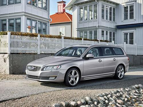 2015 - Volvo V70, same place Marstrand maybe?