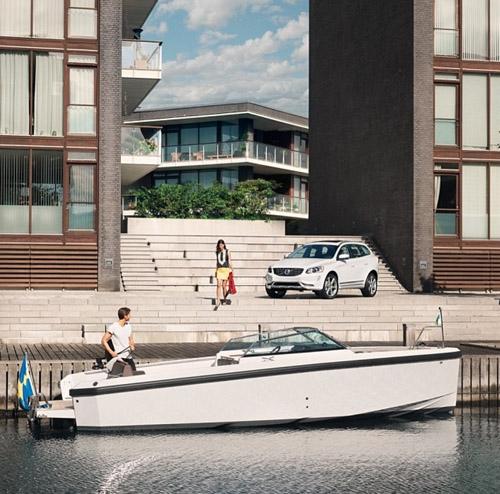 2014 - Volvo XC60 Boat