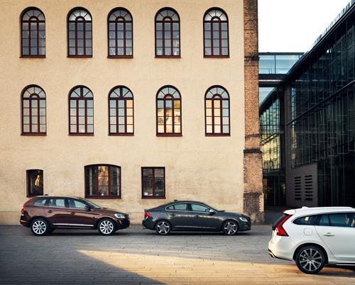 2015 - Volvo XC60 - V60 - S60