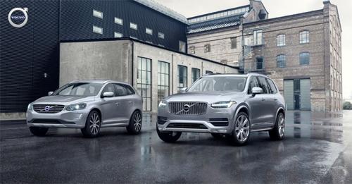 2016 - Volvo XC60 and XC90, where?
