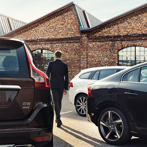 2016 - Volvo XC60, V60 and S60