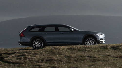 2016 - Volvo V90 Cross Country - Close-up