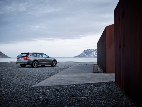 2016 - Volvo V90 Cross Country