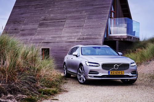 2016 - Volvo V90