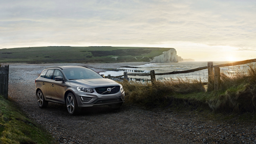 2016 - Volvo XC60, somewhere on the coast in England, part of the Made by England campaign?