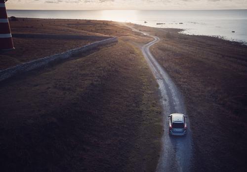 2016 - Volvo XC60 at Närsholmen near Stånga on Gotland