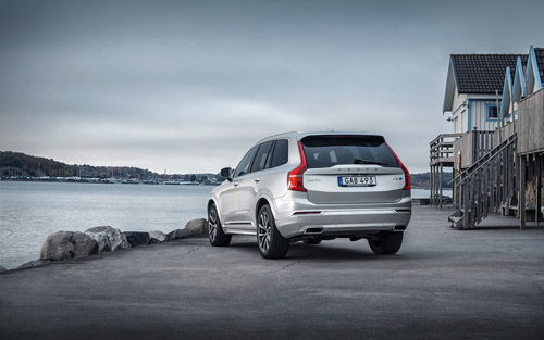 2016 - Volvo XC90 at Hovås Kallbadhus in Hovås -  Askim, south of Göteborg (Dejan Sokolovski Photography)