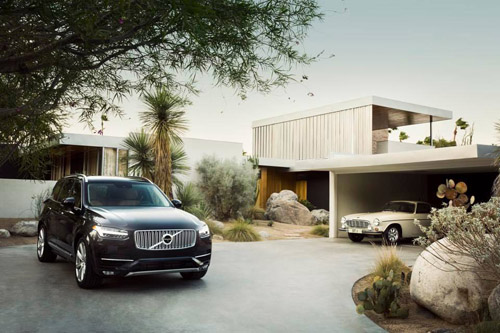 2016 - Volvo XC90 and P1800S