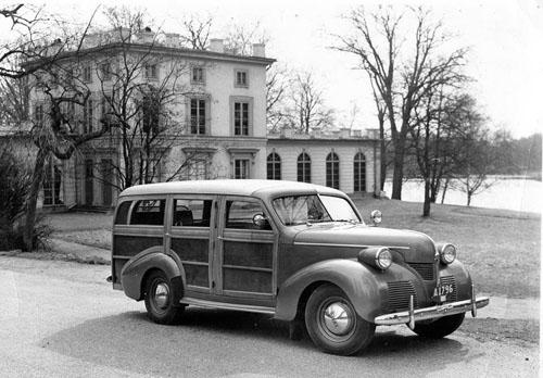 1950 - Volvo PV61 Woodie