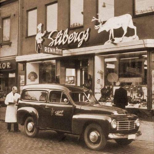 1950 - Volvo P445A