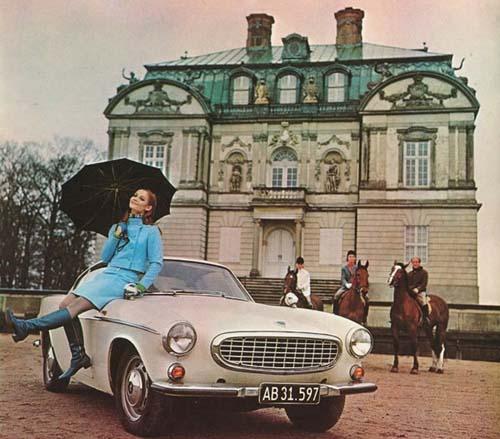 1964 - Volvo P1800