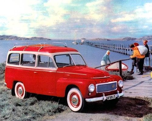 1954 - Volvo Duett