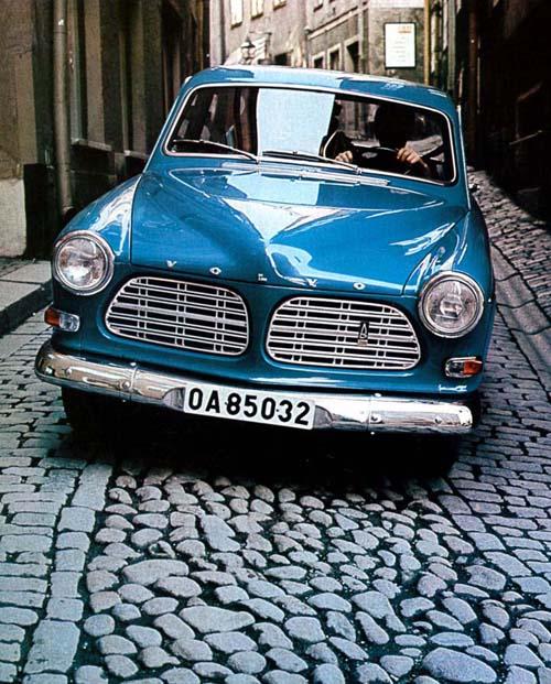 1969 - Volvo Amazon