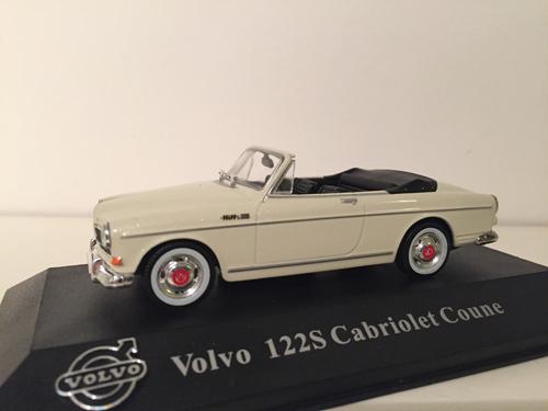 068 - Volvo Amazon Coune Cabriolet
