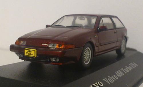 034 Volvo 480 Turbo USA