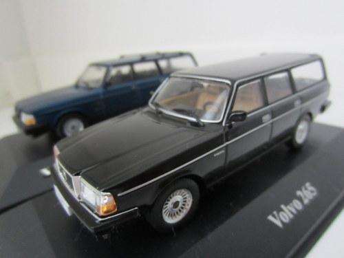 Volvo 265 and Volvo 240 Polar