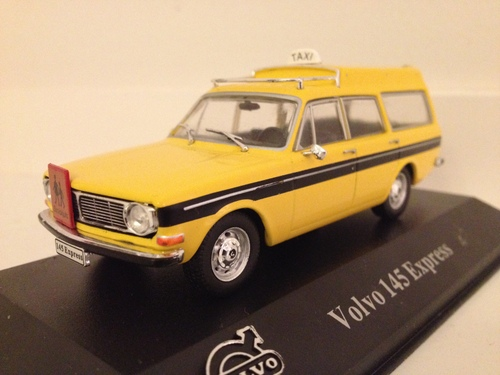 040 - Volvo 145 Express Taxi