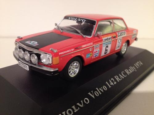 051 - Volvo 142 RAC Rally 1974