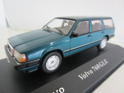 058 - Volvo 760 GLE Kombi