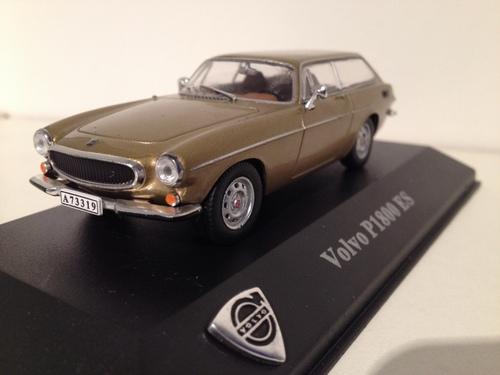 032 - Volvo P1800 ES (Prins Carl Gustaf)