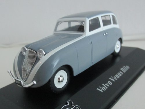 2015 - Volvo Venus Bilo model 1/43 from Edition Atlas