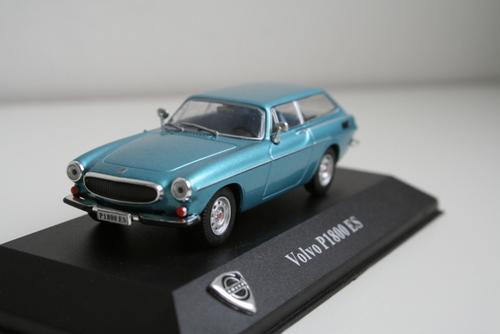 007 Volvo P1800 ES