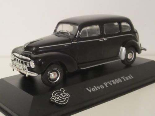 018 - Volvo PV800 Taxi