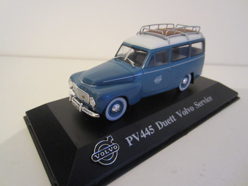 023 - Volvo PV544 Duett Volvo Service