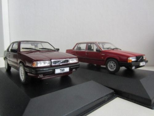 Volvo 780 & Volvo 740 Turbo