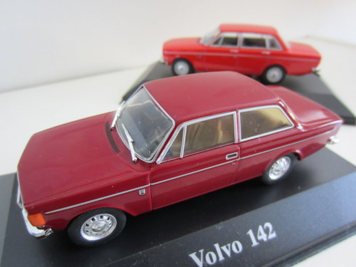Volvo 142 & Volvo 144