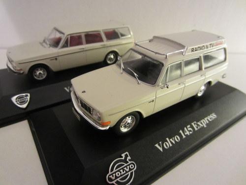 Volvo 145 & Volvo 145 Express